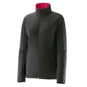 살로몬 스키복 SALOMON DRIFTER JACKET W BLACK