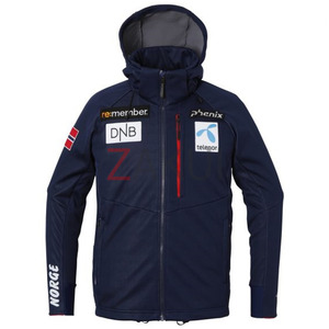 피닉스스키복 1718 PHENIX NORWAY TEAM SOFT SHELL JACKET NV