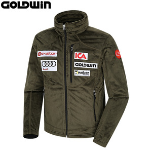 골드윈 스키복 미들러 GOLDWIN TEAM FLEECE JACKET-OLV