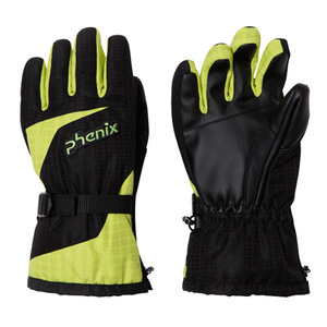 아동스키장갑 1718 PHENIX Demonstration Kid's Gloves BK
