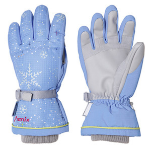 아동 스키장갑 1718 PHENIX Snow Crystal Girl's Gloves LB