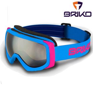 안경용고글  BRIKO SNIPER OTG MATT LIGHT BLUE MATT PINK