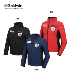 아동 미들러 1819 GOLDWIN JUNIOR TEAM MIDDLER JKT