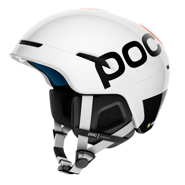 POC헬멧 1920 OBEX BACKCOUNTRY SPIN WHT ORG