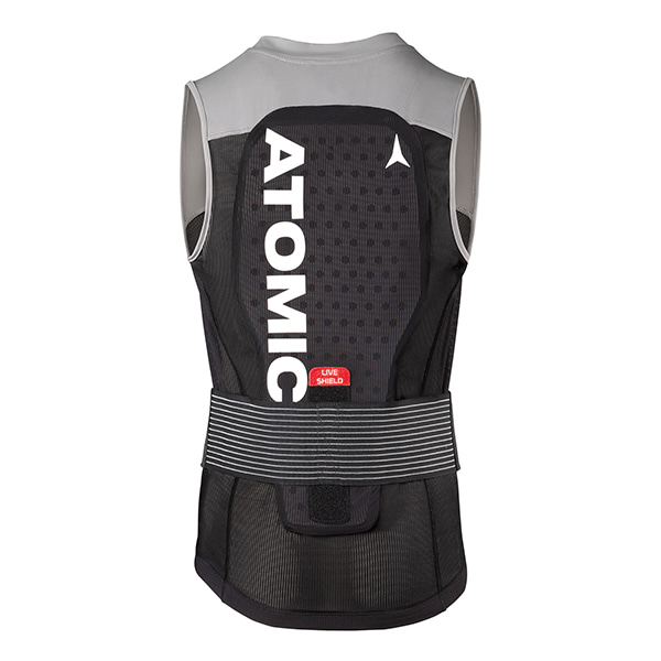 1920 아토믹 보호대 ATOMIC LIVE SHIELD Vest BK