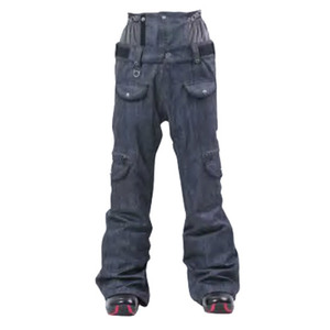 보드복 BONFIRE W ESSENCE PNT MARINE DENIM