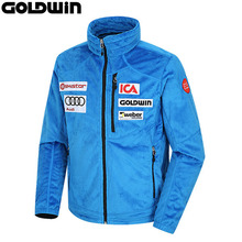 골드윈 스키복 미들러 GOLDWIN TEAM FLEECE JACKET-CLW