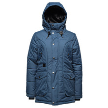 엘원여자 보드복 L1 TAMARYN PARKA GREY-BLUE