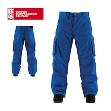 스노우보드바지 BONFIRE RADIANT PANT TRUE BLUE