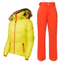 아동스키복 1718 DESCENTE D8-2309 JACKET + D8-2100 PANT