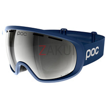 POC 스키고글 1819 Fovea Clarity Comp A.D Lead Blue