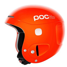 어린이헬멧 1819 POCito Skull Fluorescent ORANGE