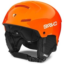 아동스키헬멧 1819 BRIKO MAMMOTH ORANGE FLUO