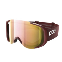 1819 POC 고글 Cornea Clarity L-RED/Gold