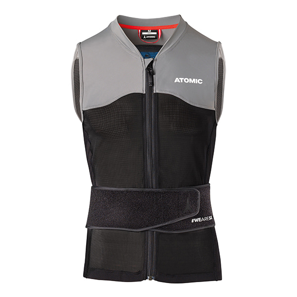1920 아토믹 보호대 ATOMIC LIVE SHIELD Vest AMID BK